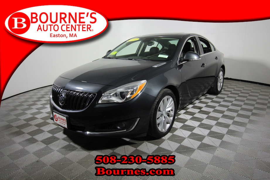 Used 2014 Buick Regal, $12990