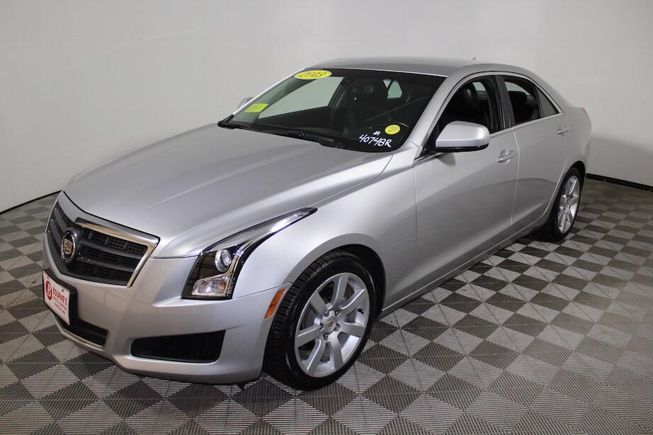 Used 2013 Cadillac ATS, $15390