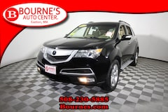 2010 Acura MDX 3.7L Technology Package w/ Navigation,Leather,Sunr SUV