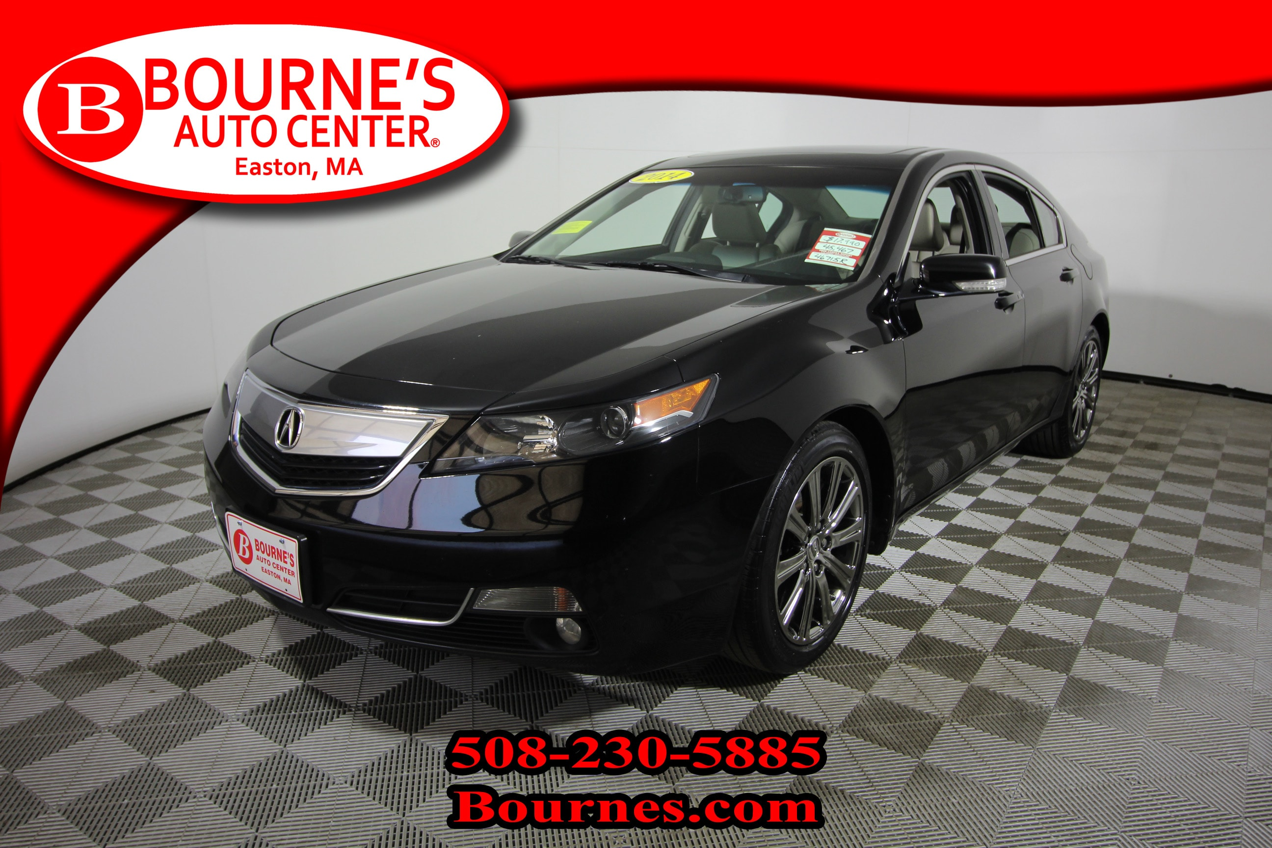 2014 Acura TL Special Edition w/Leather,Sunroof, And Heated Fron Sedan