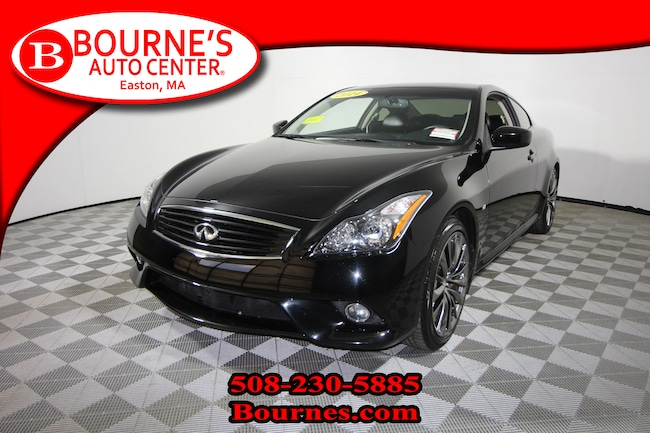 2014 INFINITI Q60 Sport Coupe w/Navigation,Leather,Sunroof,Heated Front Se Coupe