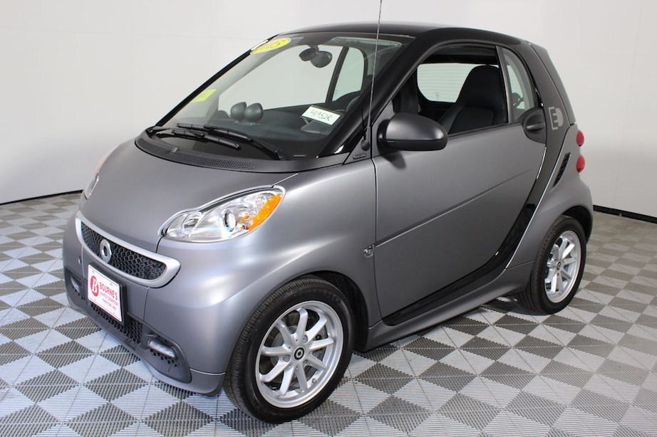 Used 2015 smart fortwo, $7490