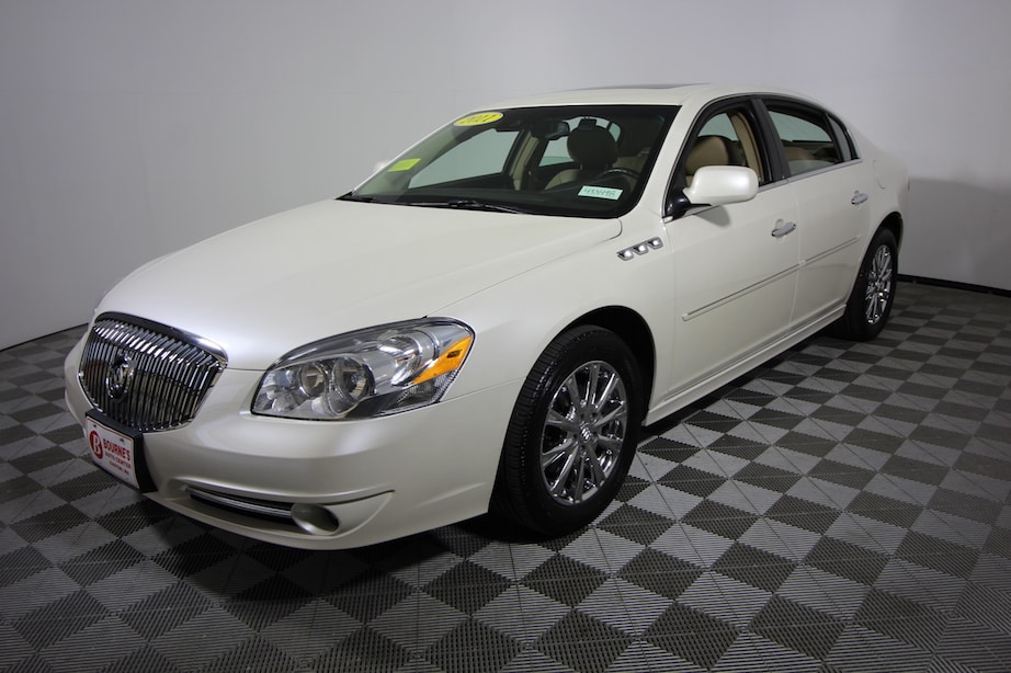 Used 2011 Buick Lucerne, $11990