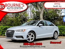 2015 Audi A3 S Tronic Sunroof/ XM/ Bluetooth/ Leather Sedan