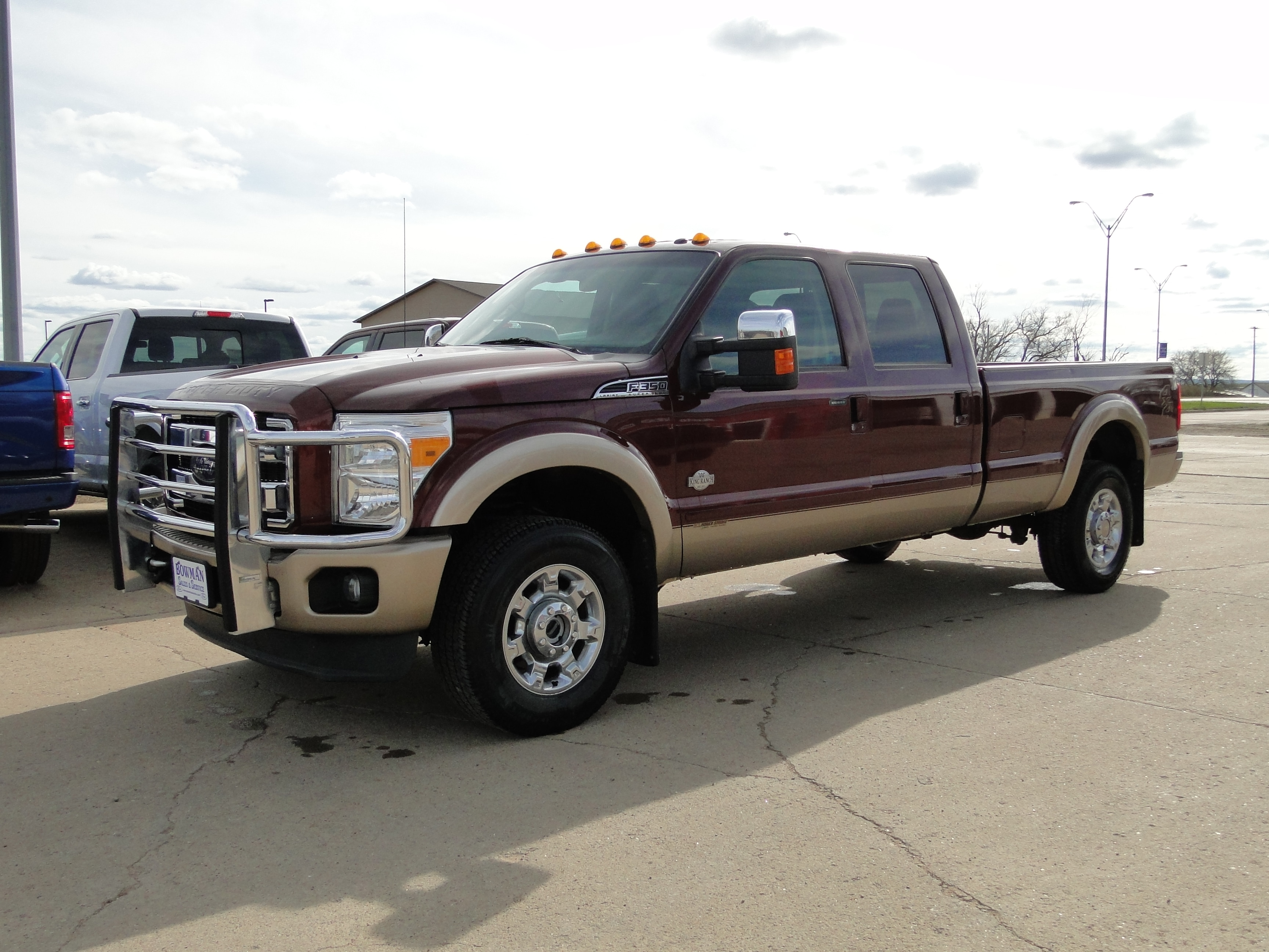 2012 Ford F-350 Crew Cab Truck