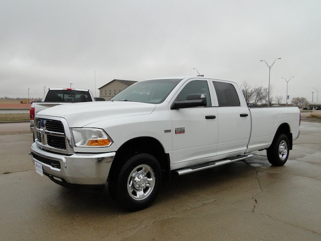 2012 Ram 2500 ST Crew Cab Long Bed Truck