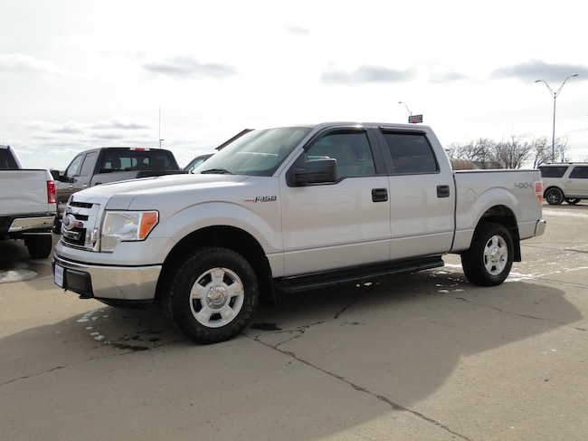 2009 Ford F-150 Crew Cab Short Bed Truck