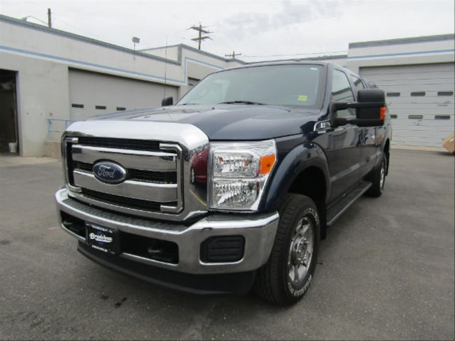 2015 Ford F-250SD Truck