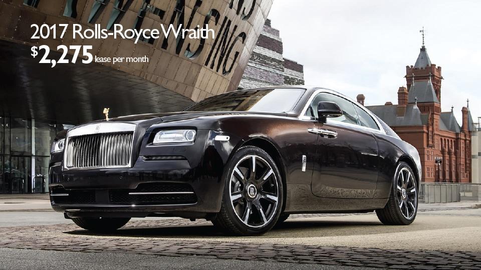 New 2016 Rolls-Royce Wraith | Braman Rolls-Royce