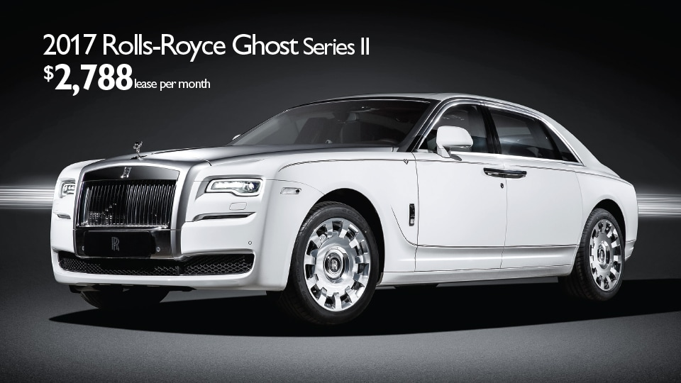 new 2016 rolls royce ghost special braman rolls royce. Black Bedroom Furniture Sets. Home Design Ideas