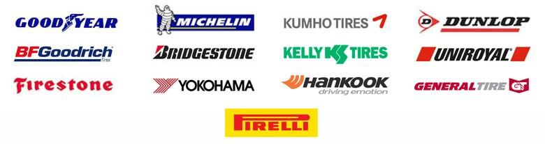 Volkswagen Tire Brands