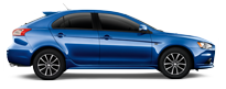 New Mitsubishi Lancer Sportback