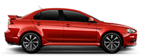 New Mitsubishi Lancer Ralliart