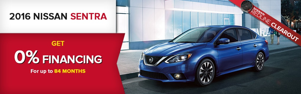 Great Deals on the Sentra.  Click for Inventory