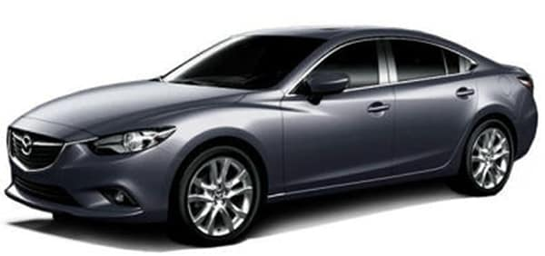 The Mazda 6 | Mazda of Brampton