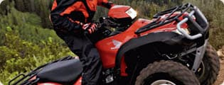 New 4x4 ATVs