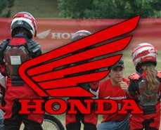 Honda Youth Power Sport Bikes