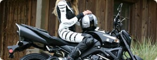 Motorcycle Apparel and Accessories