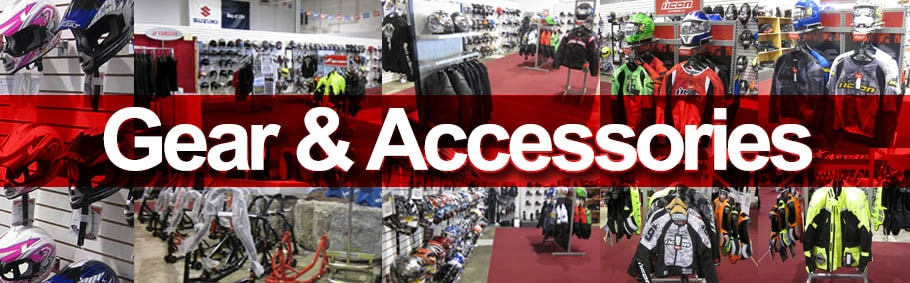 Men Women Motorcycle Gear and Accessories