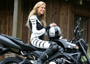 Womens Motorcycle Apparel and Accessories