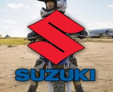 Suzuki Youth Power Sport Bikes