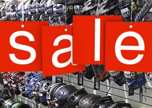 Motorcyle Accessories Stock Clearance