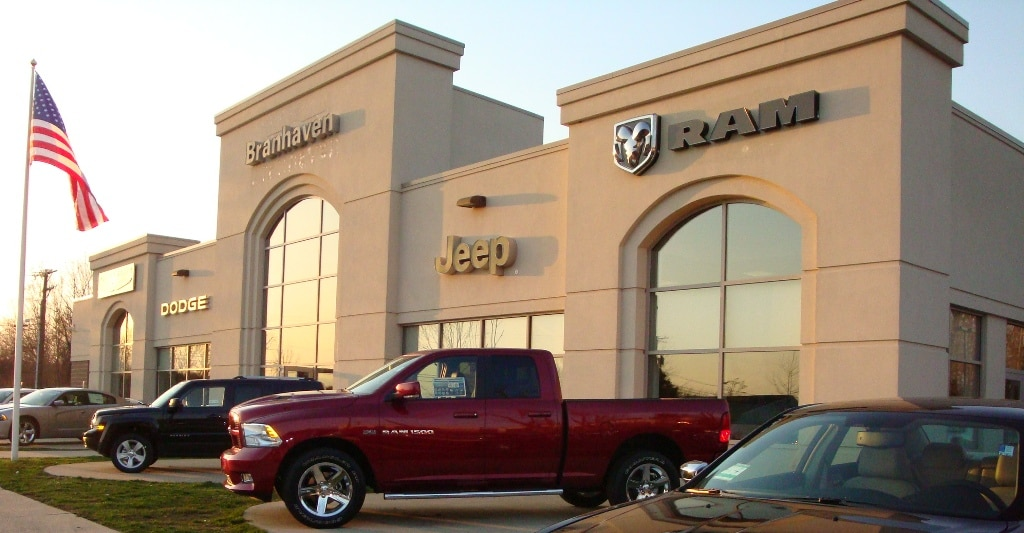 New And Used Chrysler Dodge Jeep And Ram Car Dealership