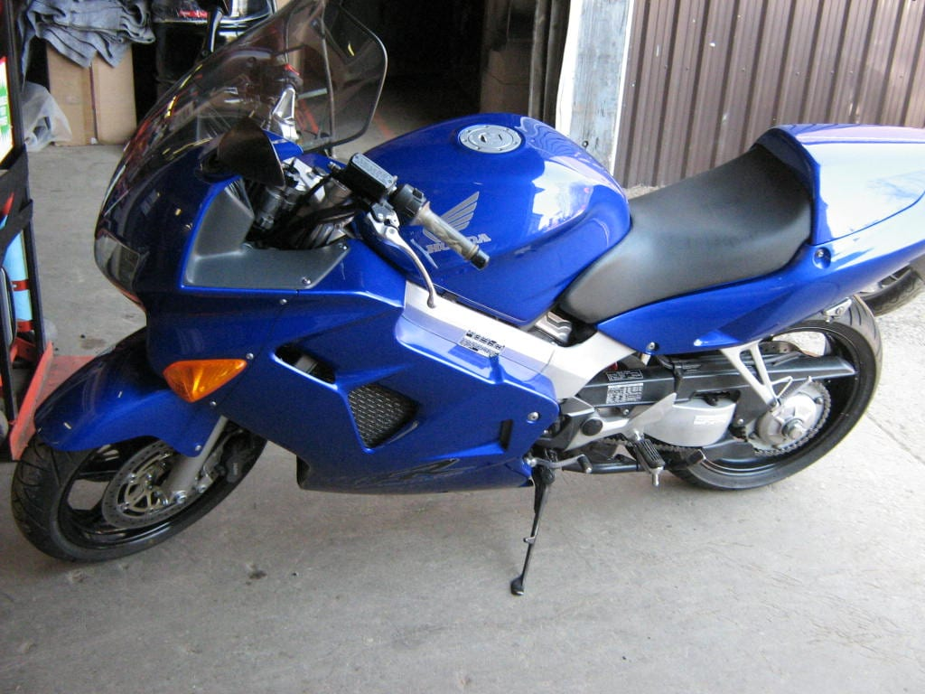 HONDA VFR 800 Inceptor==>SALE TIL JUNE-1<==
