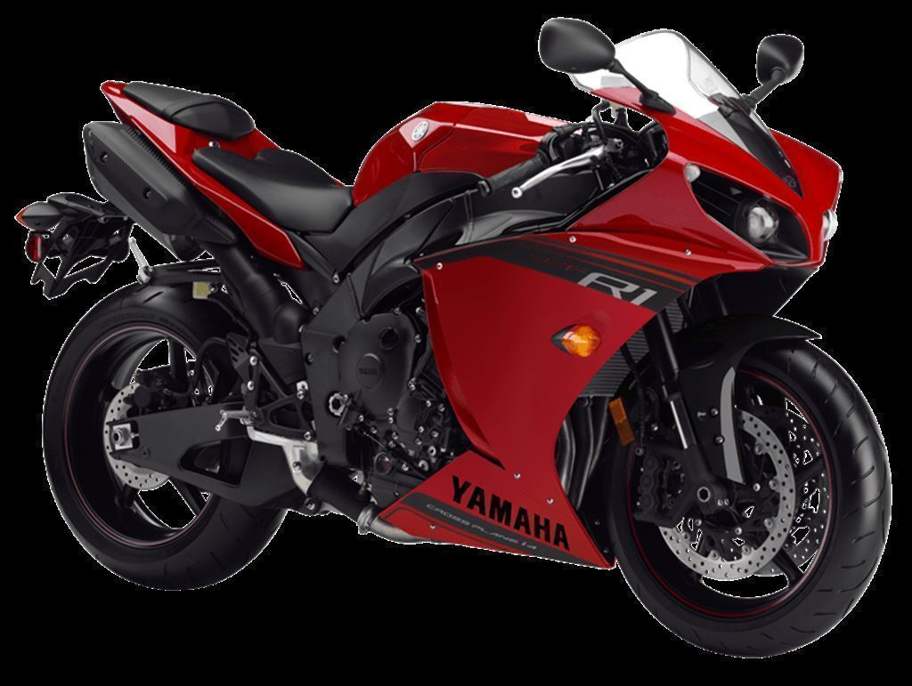 Yamaha R1 Red 2014 Yamaha Yzf R1 2014 Red