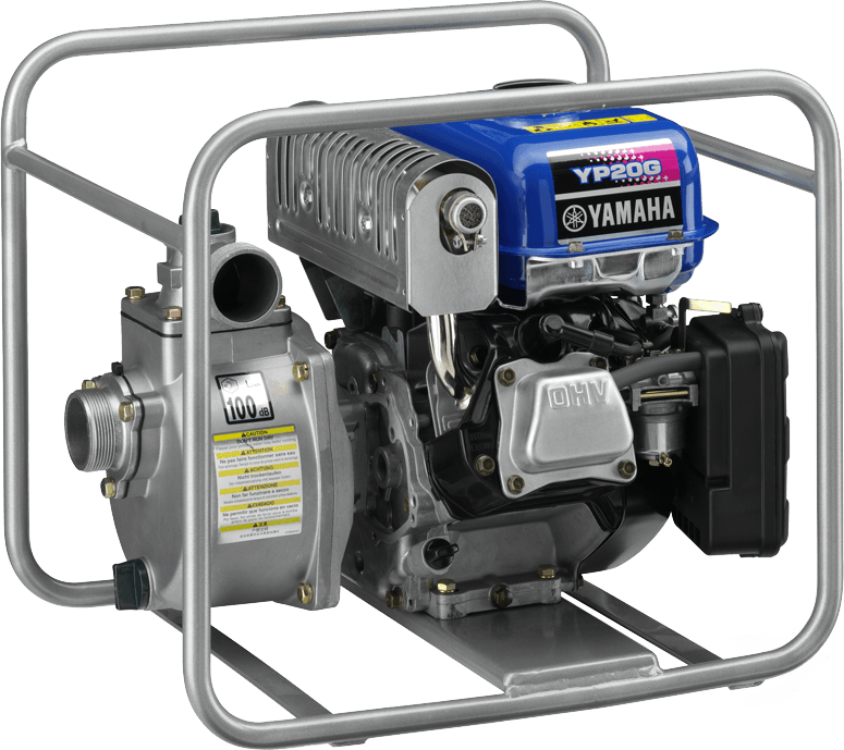 New 2017 yamaha yp20gy 2 water pump for sale brant on for Yamaha generators canada