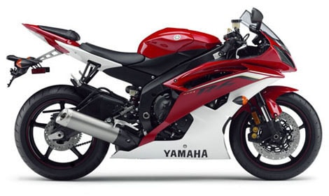 YAMAHA YZF-R6-->REDUCED $1500 FROM 2011<--
