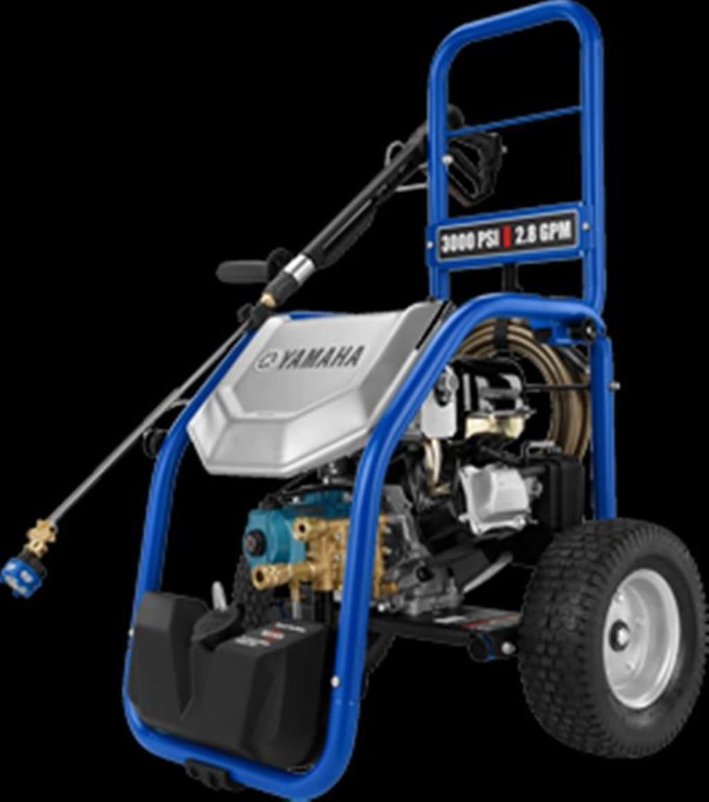 New 2017 yamaha pw3028 power washer for sale brant on for Yamaha yes warranty