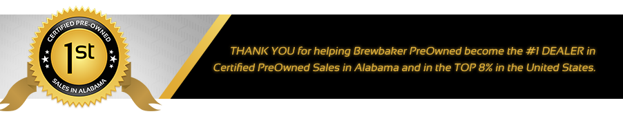 Brewbaker Preowned Vehicles For Sale In Montgomery Al 36117