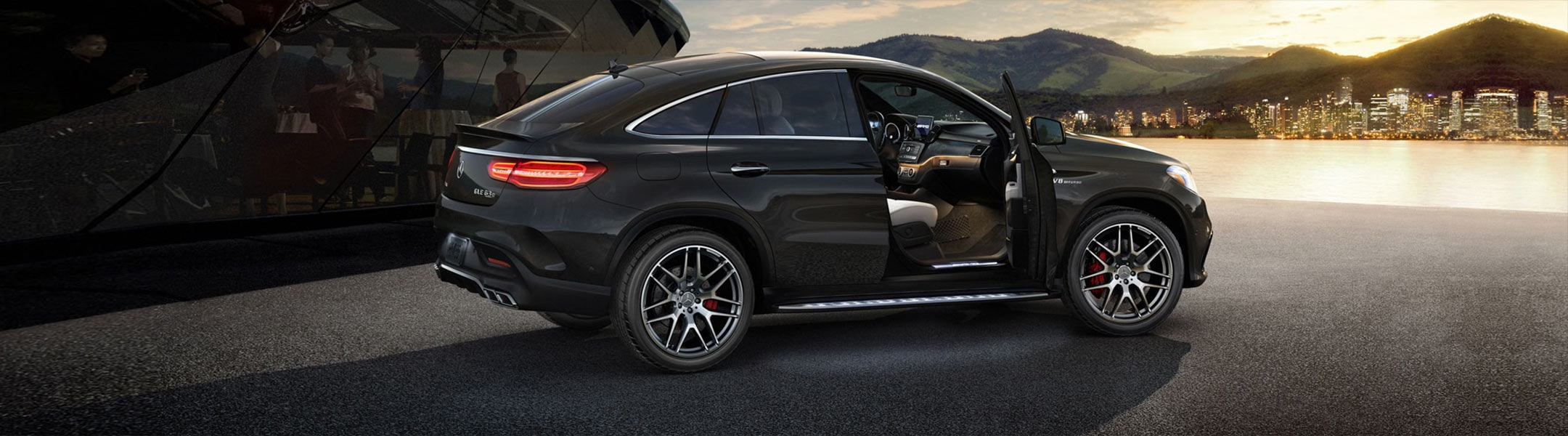 Mbrace westwood ma mercedes benz of westwood for Mercedes benz mbrace reviews
