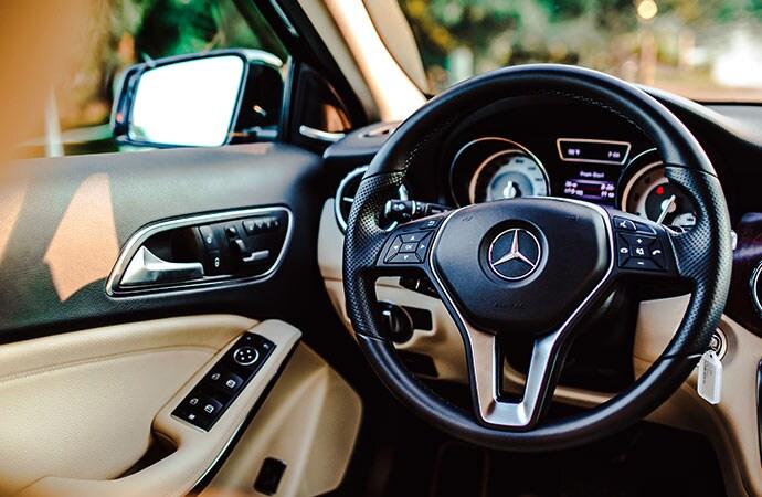 Contemporary Motorcar New Mercedes Benz Dealership In