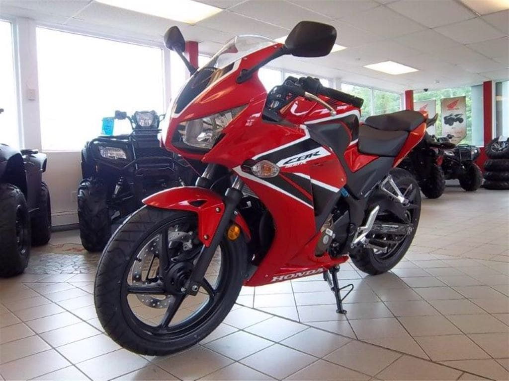 2017 HONDA CBR300R - SAVE $1000 - $24 A WEEK TAX INCLUDED