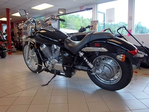 2010 HONDA Shadow Spirit 750 - ONLY 4,642 Km's