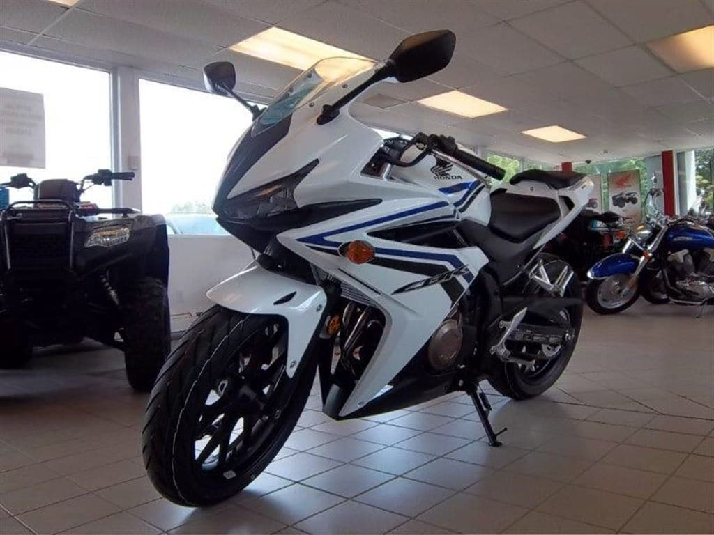 2017 HONDA CBR500RA - Save $1000 -  NOW $6,399