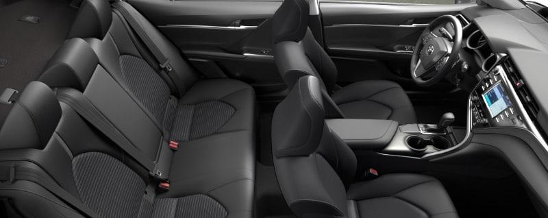 2018 Toyota Camry SE Interior