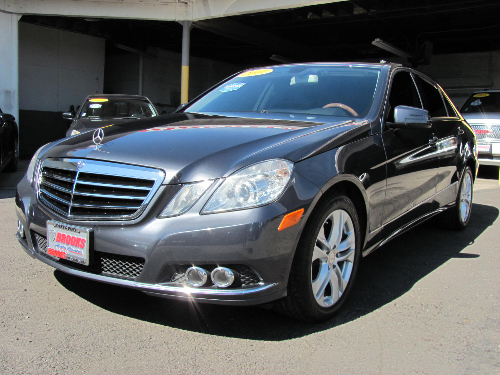 Used 2011 mercedes benz e class for sale ontario ca for Mercedes benz ontario ca