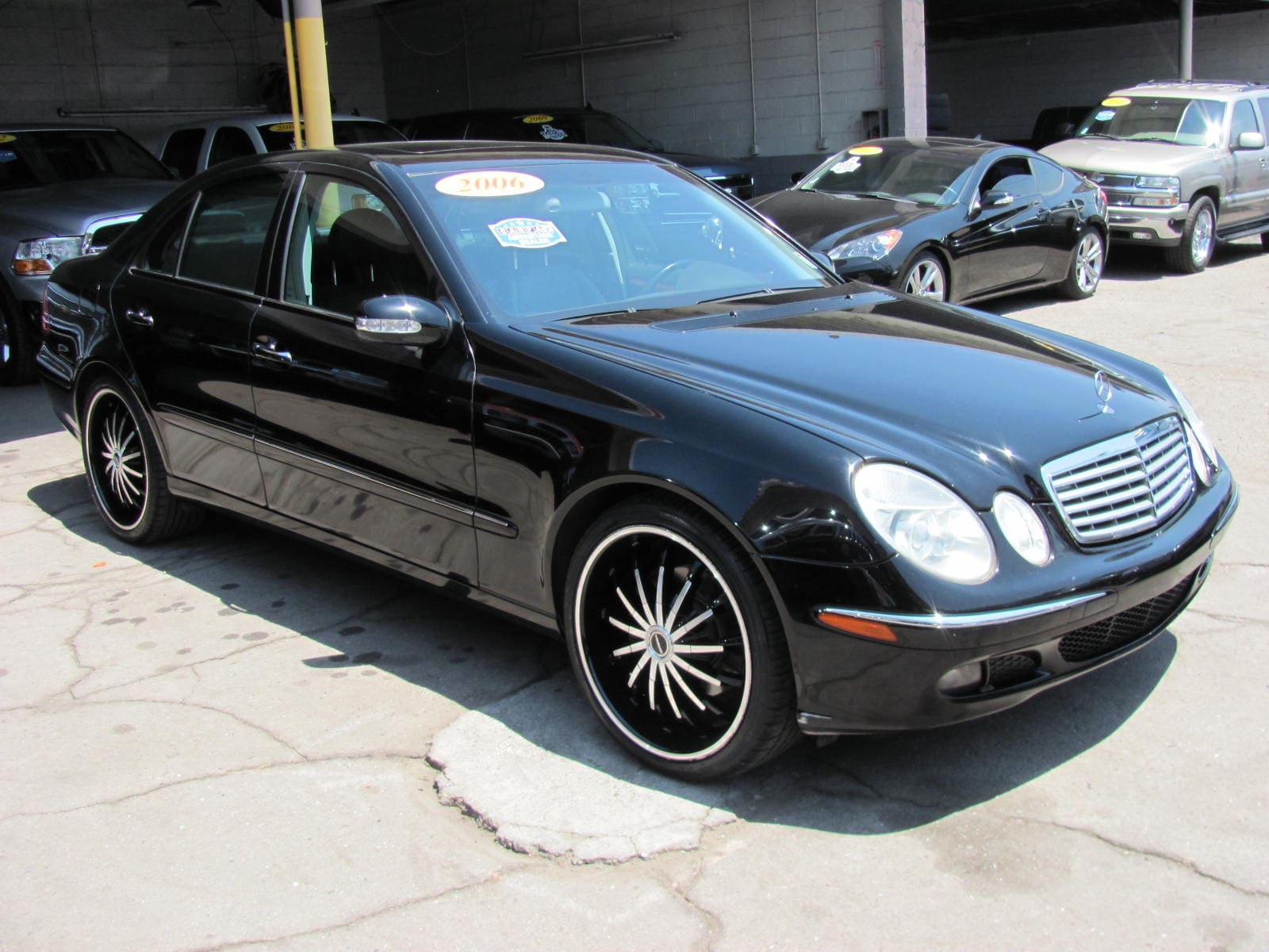 Used 2006 mercedes benz e class for sale ontario ca for 2006 mercedes benz e350