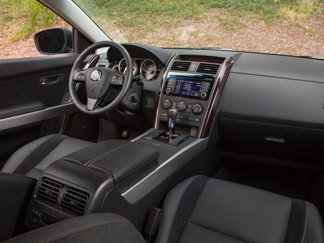 The Mazda cx 9 at Brown's