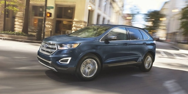 West Union area 2017 Ford Edge