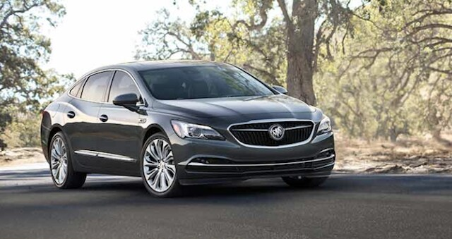 2017 Buick LaCrosse available near West Union