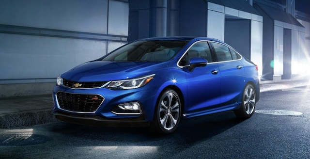 2017 Chevrolet Cruze available in Elkader
