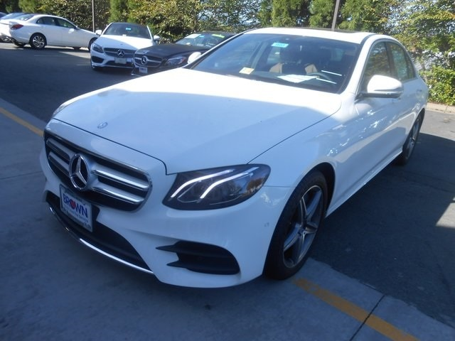 2017 Mercedes-Benz E-Class E300 Sedan
