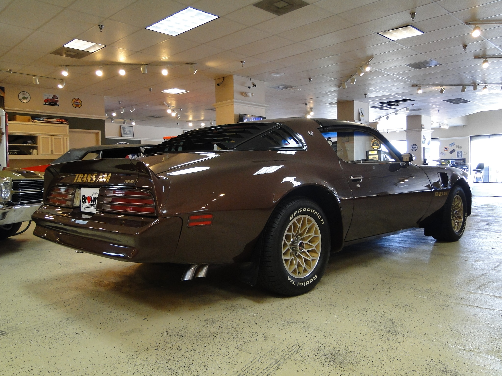 1977 Trans Am Brentwood Brown For Sale Html Autos Post