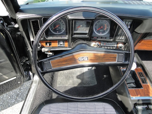 New 1969 Chevrolet Camaro Convertible Glen Burnie Md Baltimore R0364