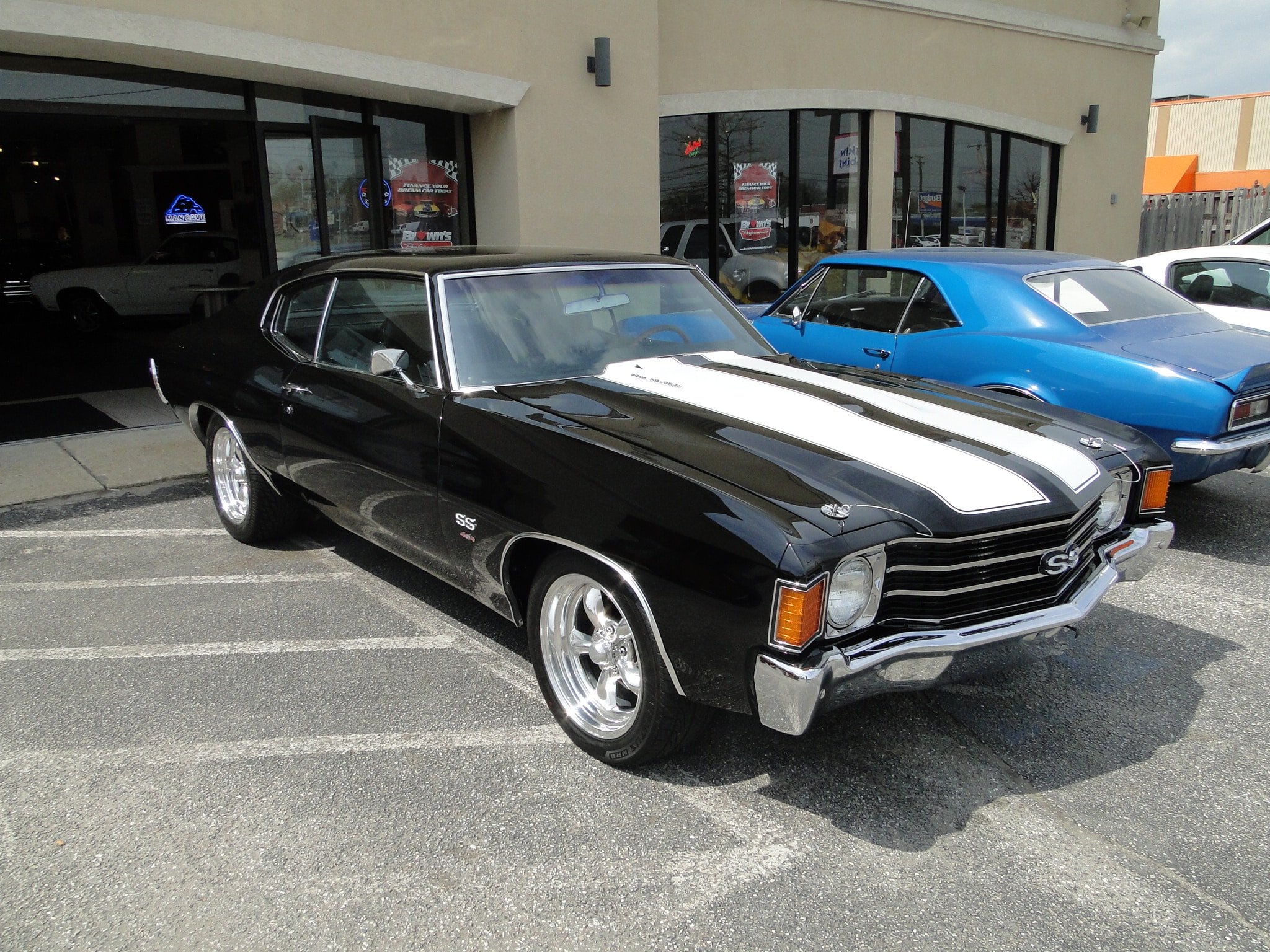 new 1971 chevrolet chevelle ss glen burnie md baltimore. Black Bedroom Furniture Sets. Home Design Ideas
