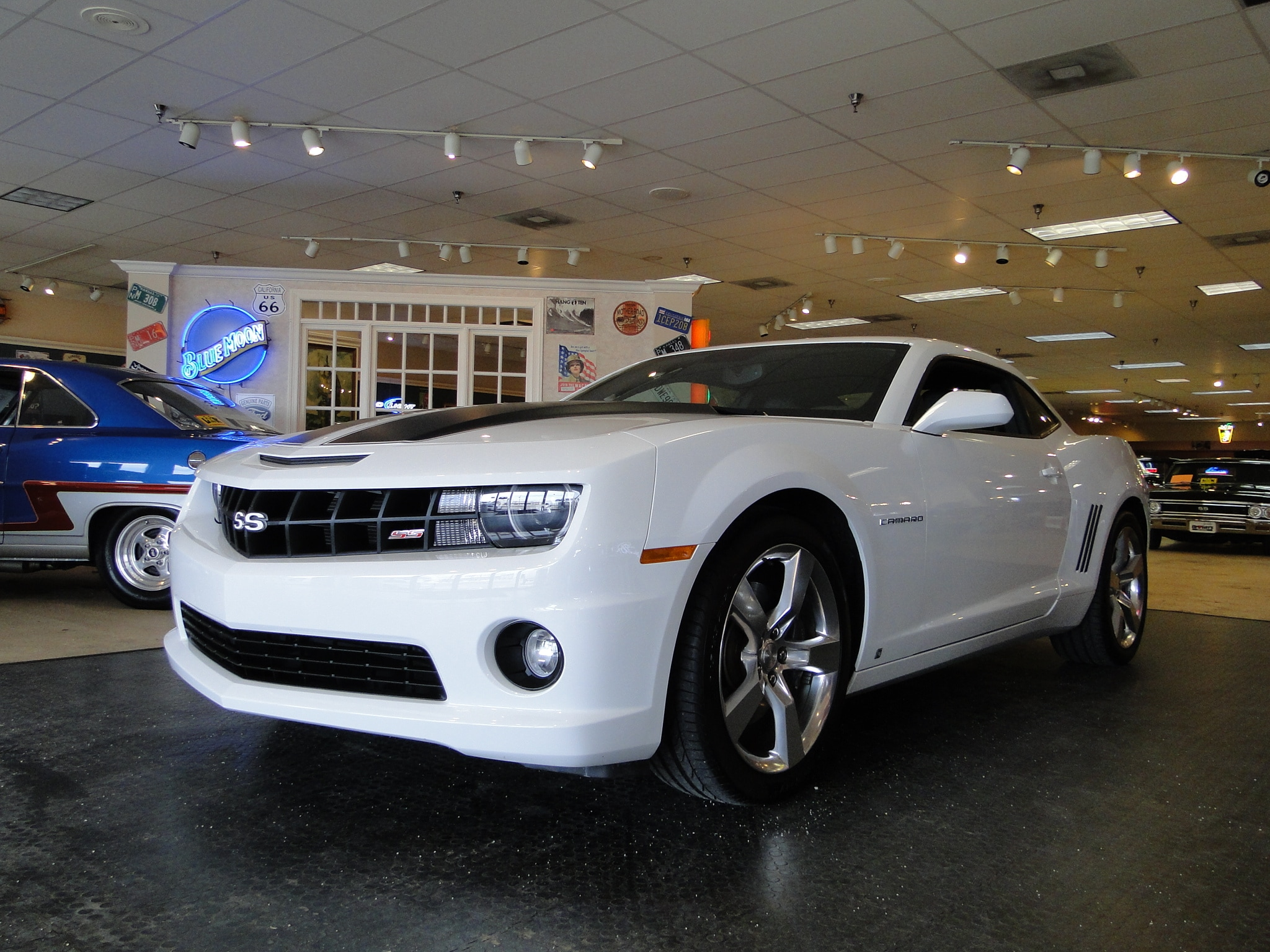 new 2010 chevrolet camaro rs 2ss glen burnie md. Black Bedroom Furniture Sets. Home Design Ideas